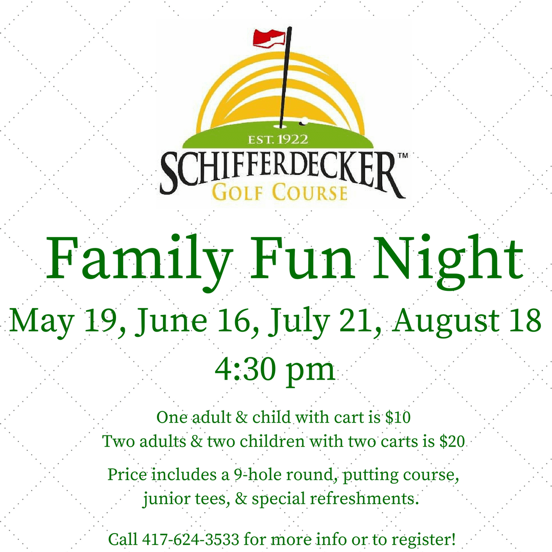 Golf - Family Fun Night