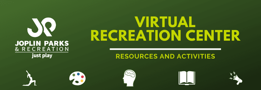 Virtual Recreation Center Homepage