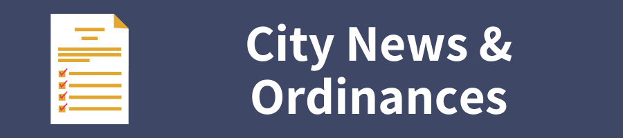 Recent COVID-19 Ordinances and Directives